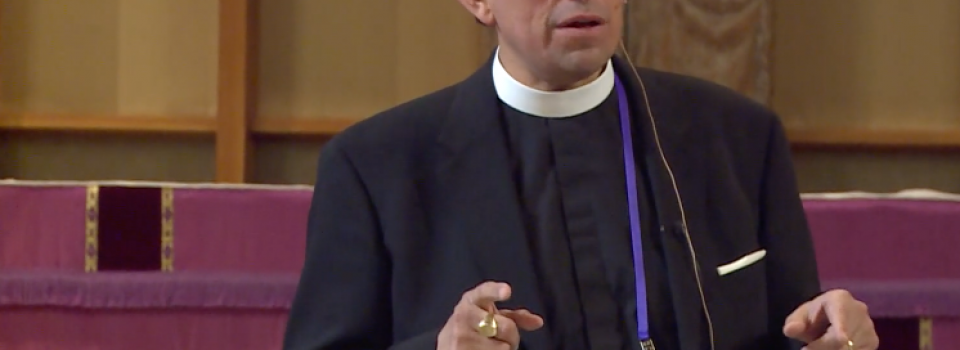 Rev. Canon Daniel P. Gutierrez