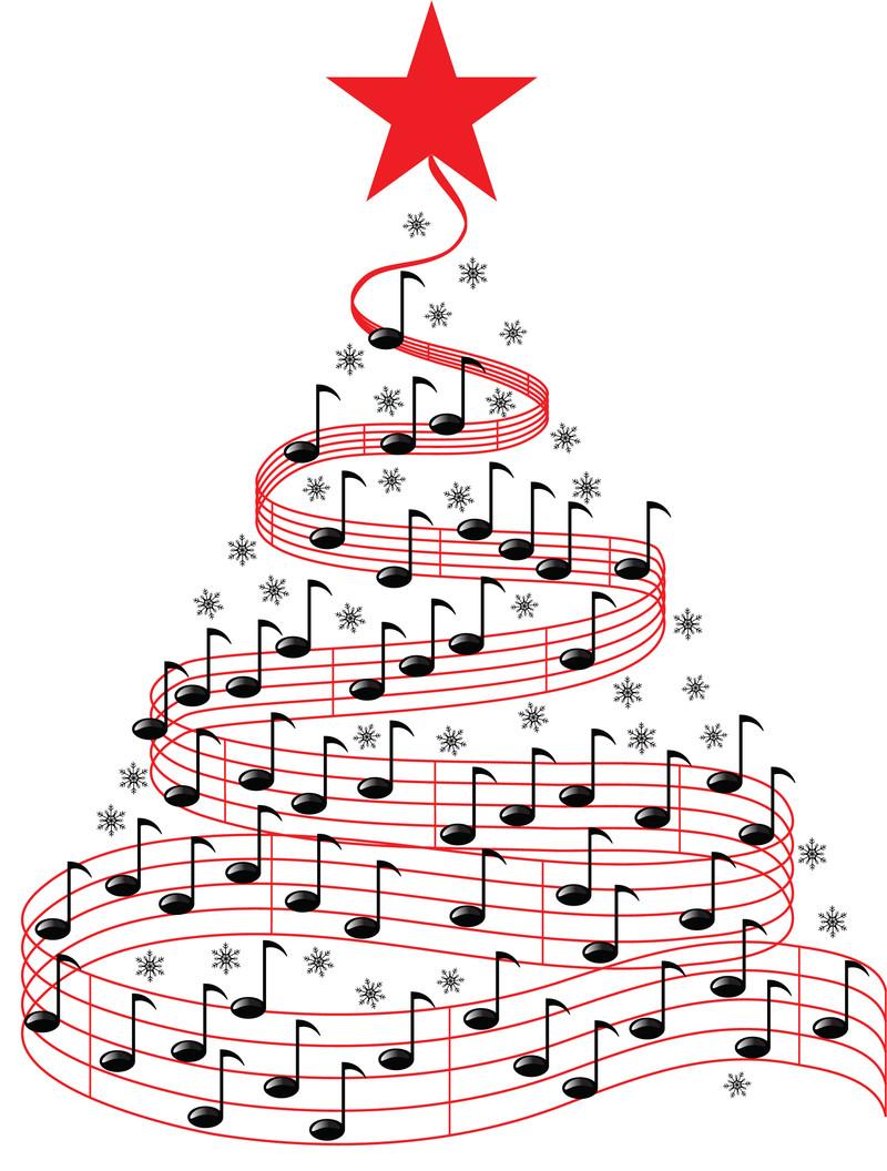 Новогодние открытки музыкой, поздравления днем