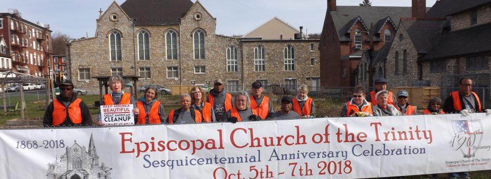 Episcopal Church of the Trinity, Coatesville, PA - Convinced