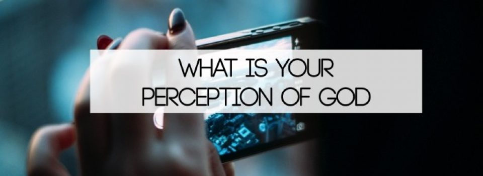 What is your Picture of God?