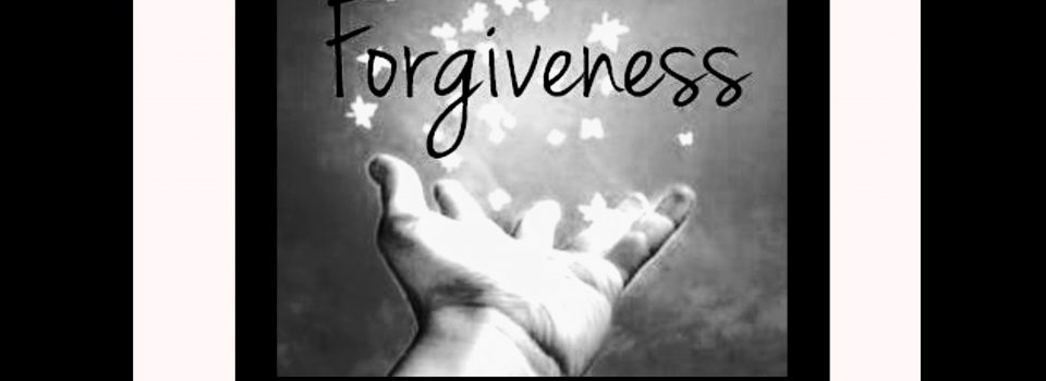Forgiveness is Life
